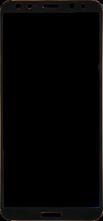 Защитное стекло для Huawei P20 Full Screen черный, TFN фото