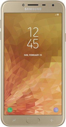 Смартфон Samsung (J400F/DS) Galaxy J4 (2018) 32GB Золотистый фото