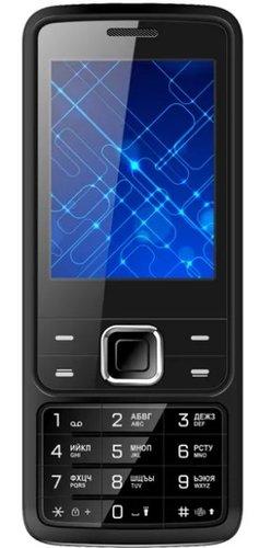Мобильный телефон Vertex D546 Черный фото