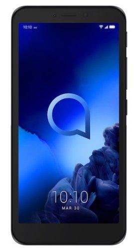 Смартфон Alcatel 1V 5001D (2019) Черный фото