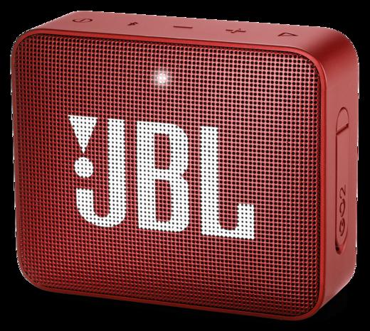 Колонка JBL GO 2 красный фото
