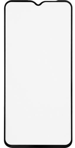 Защитное стекло для Samsung Galaxy A02/A02s/A12 Full Screen Full Glue черный, BoraSco фото