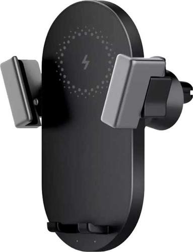 Автомобильный держатель с беспроводной зарядкой Xiaomi ZMI Wireless Charging Car Bracket (WCJ10) черный фото