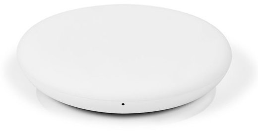Беспроводное зарядное устройство Xiaomi Wireless Charge Fast Charging Qi 20 Вт, белый фото