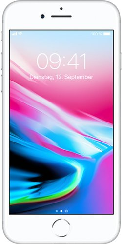 Смартфон Apple iPhone 8 64GB Серебристый A1905 (MQ6G2RU/A) фото