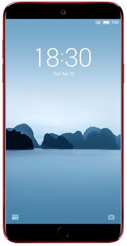 Смартфон Meizu 15 Lite 4/32GB Red (Красный) EU фото