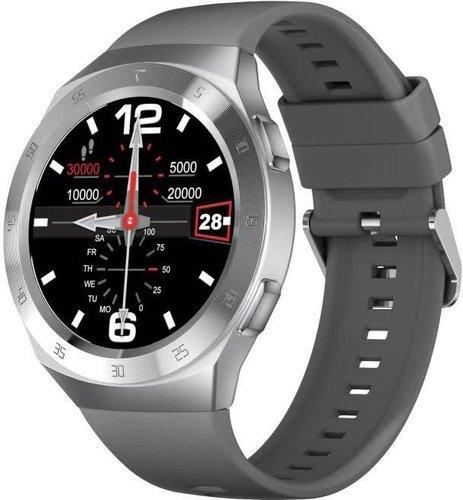 Умные часы Servo SK1, серый фото