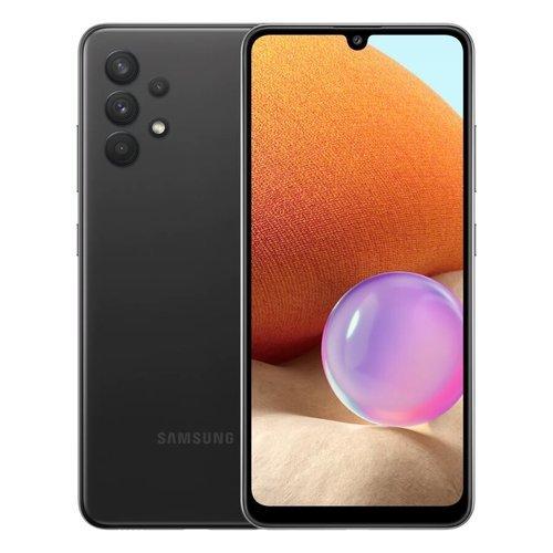 Смартфон Samsung (A325F) Galaxy A32 4/64Gb Черный фото