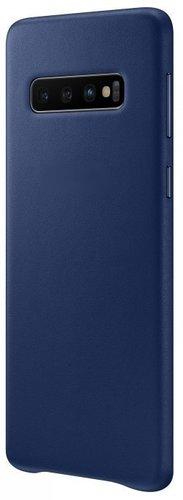 Чехол-накладка Hard Case для Samsung (G973) Galaxy S10 синий, Borasco фото