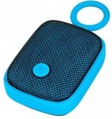 Беспроводная колонка Dreamwave Bubble pods голубая фото