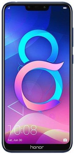 Смартфон Huawei Honor 8С 3/32Gb BKK-L21 Синий фото