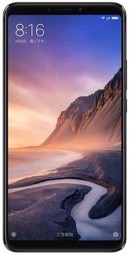 Смартфон Xiaomi Mi Max 3 4/64Gb Black (Черный) Ch Spec with Global ROM фото