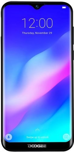 Смартфон Doogee Y8 Plus Фиолетовый фото