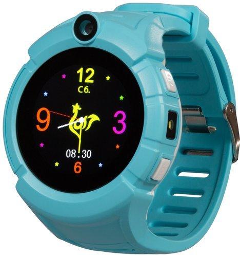Детские умные часы Prolike PLSW200BL, голубые фото