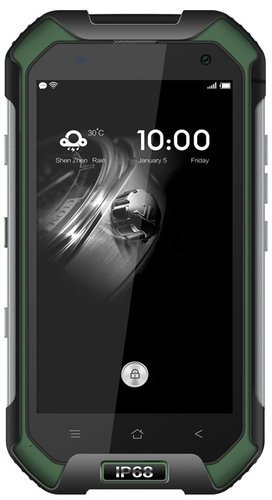 Смартфон Blackview BV6000s Green (Зеленый) фото