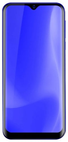 Смартфон Blackview A60 Blue (Синий) фото