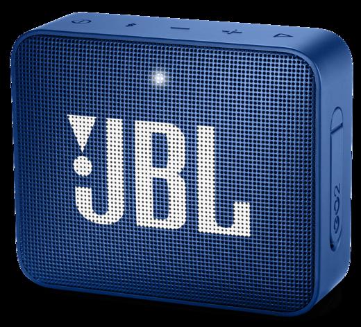 Колонка JBL GO 2, синий фото