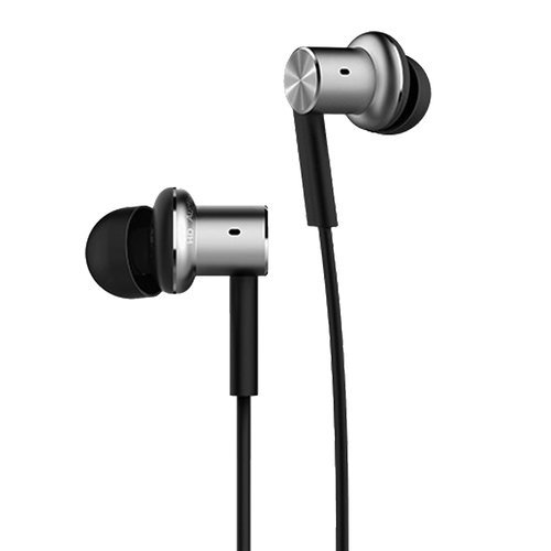 Наушники Xiaomi Mi In-Ear Headphones Pro, серый фото