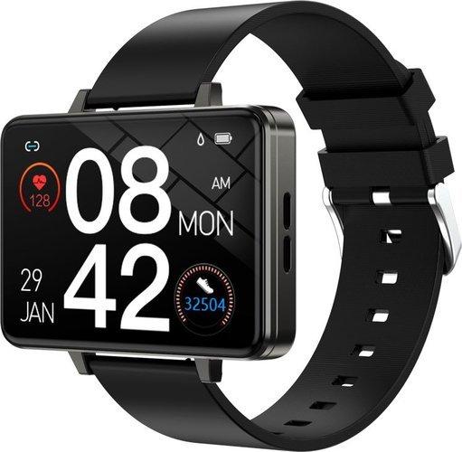 Умные часы Bakeey B9+, черный фото