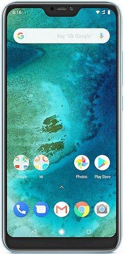 Смартфон Xiaomi Mi A2 Lite 3/32Gb Blue (Голубой) EU фото