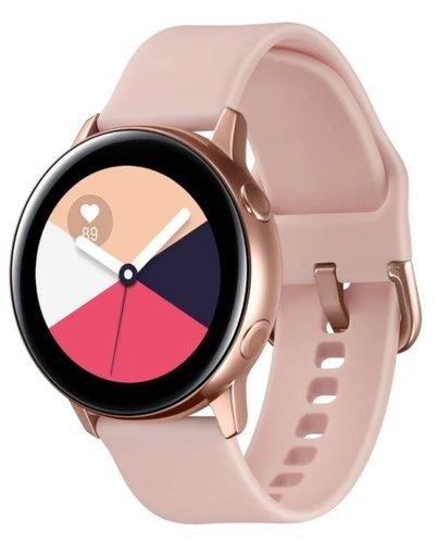 Умные часы Samsung Galaxy Watch Active 42мм, розовые фото