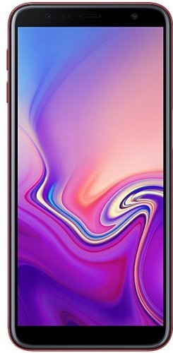Смартфон Samsung (J610FN/DS) Galaxy J6+ (2018) 32GB Красный фото