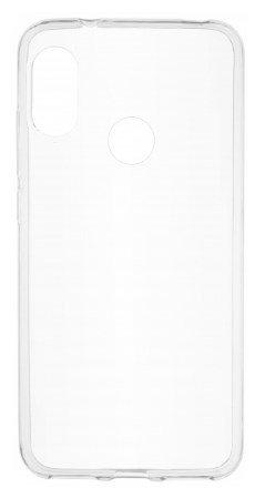Чехол для смартфона Xiaomi Mi A2 Silicone (прозрачный), Redline фото