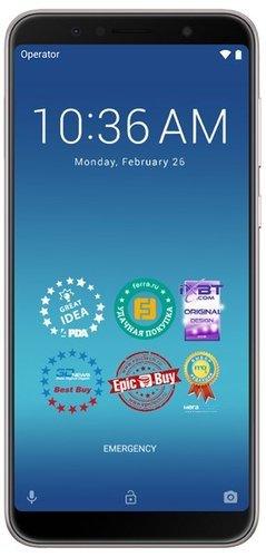 Смартфон ASUS ZenFone Max Pro M1 ZB602KL 4/64GB Серебристый фото