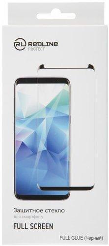 Защитное стекло для Xiaomi Redmi 8 Full Screen Full Glue черный, Redline фото