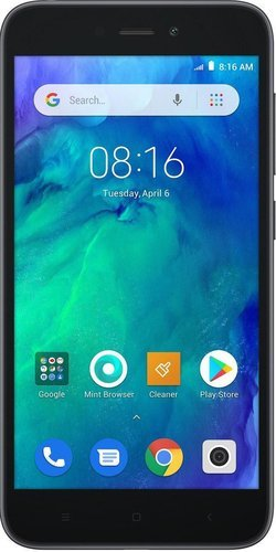 Смартфон Xiaomi RedMi Go 1/8GB Синий Global Version фото