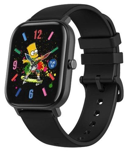 Умные часы Bakeey GTS, черный фото