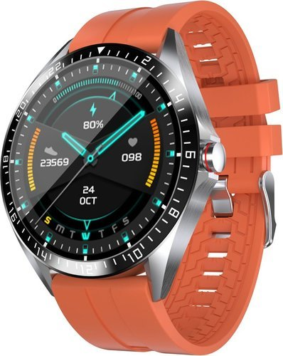 Умные часы Bakeey GW16, оранжевый фото
