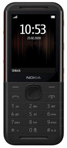 Мобильный телефон Nokia 5310 (2020) Dual Sim Черно-красный фото