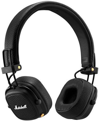Наушники Marshall Major III Bluetooth, черный фото