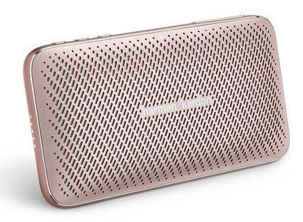 Портативная акустика Harman Kardon Esquire Mini 2, розовый/золотой фото