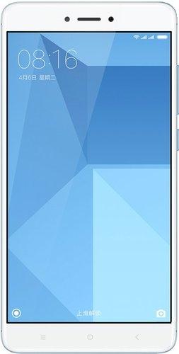 Смартфон Xiaomi Redmi Note 4X 64Gb+4Gb Blue (Голубой) Snapdragon 625 фото