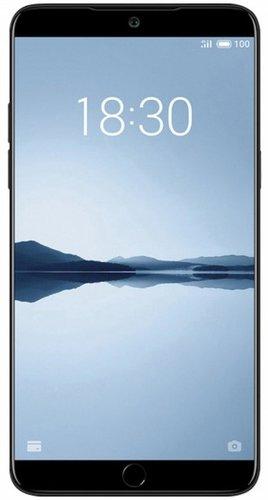 Смартфон Meizu 15 Plus 6/64GB Black (Черный) EU фото