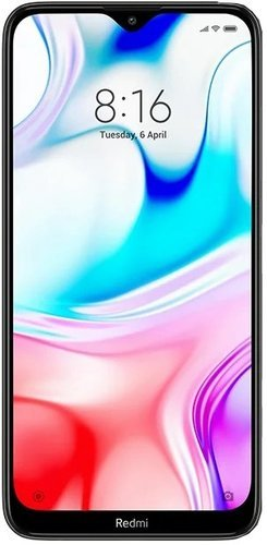 Смартфон Xiaomi RedMi 8 3/32Gb Black (Черный) Global Version фото