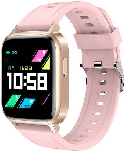 Умные часы Bakeey GT01, розовый фото