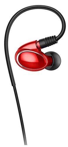 Наушники FIIO FH1, красный фото