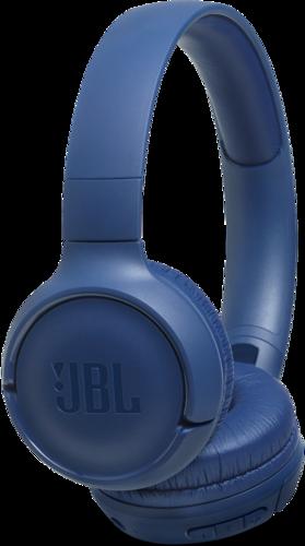 Наушники JBL T500BT, синий фото