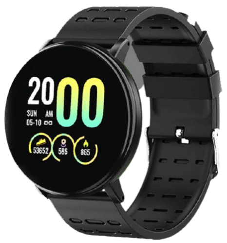 Умные часы Xanes Y19, черный фото