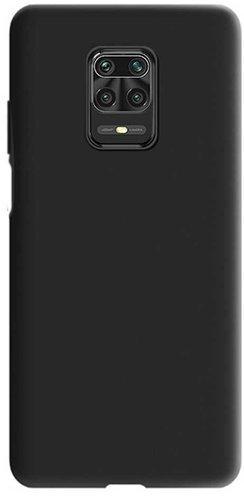 Чехол для смартфона Xiaomi Redmi Note 9S/9 Pro Silicone Ultimate (черный), Redline фото