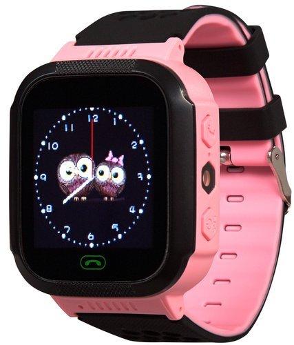 Детские умные часы Prolike PLSW300PK, розовые фото