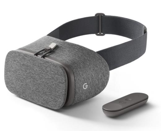 Очки виртуальной реальности Google Daydream View, черные фото