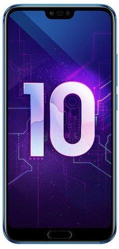 Смартфон Huawei Honor 10 4/128GB Blue (Синий) COL-L29 фото
