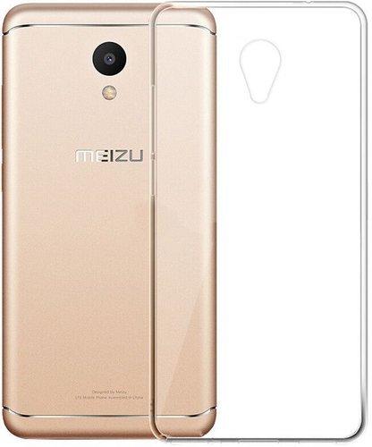Чехол для смартфона Meizu M6 (прозрачный), TFN фото