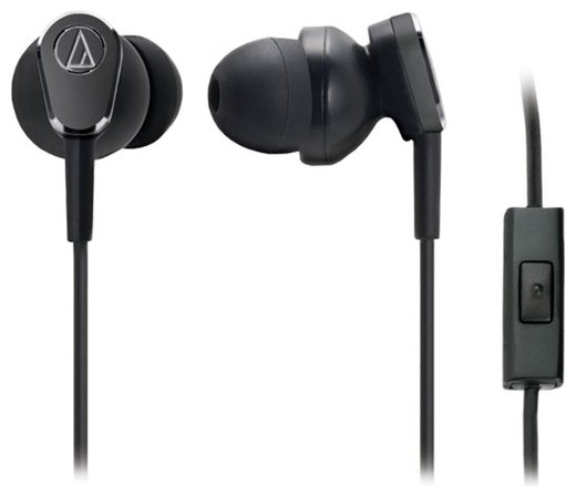 Наушники Audio-Technica ATH-ANC33iS фото