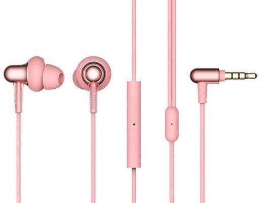 Наушники 1More Stylish In-Ear headphones E1025, розовый фото