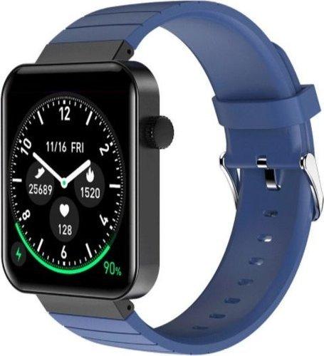Умные часы Bakeey F16, синий фото